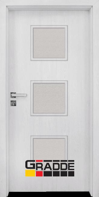 Интериорна врата Gradde Bergedorf - Сибирска Лиственица