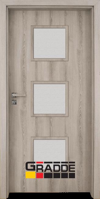 Интериорна врата Gradde Bergedorf - Ясен Вералинга