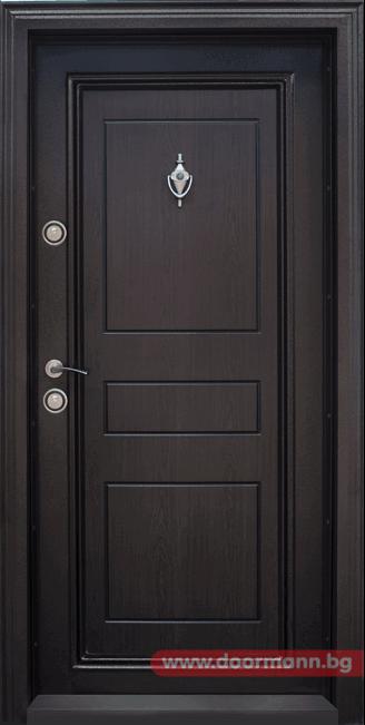 Блиндирана входна врата Т505
